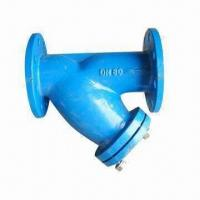 Pipe Fitting, Comes in DN80 to DN1200 Sizes, Made of Ductile Iron Manufactures