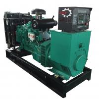 125Kva Diesel Generator Cummins Power 6BTA5.9-G2 Rating 1500RPM Open Genset Manufactures