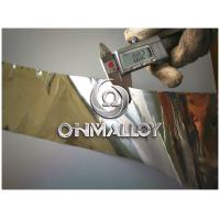 0.02m Thickness 1J79 Soft Magnetic Alloys Strip Super Permalloy Manufactures