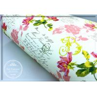 Cheap Pretty Rose Scented Drawer Liners Sheet With Custom Printed for sale