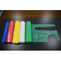 Colored Disposable Medical Aprons On The Roll , Green Disposable Aprons Anti Dust Manufactures