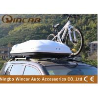 450L Capacity Car Roof Boxes / Auto Roof Travel Box Waterproof Manufactures