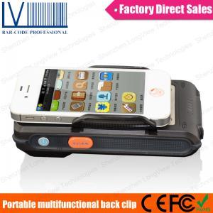 China 2014 NEW Portable Bluetooth Handheld HF/UHF Long Range RFID Reader Writer on sale
