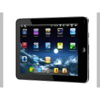 China 2GFLASHb1450mAh 8 Inch Google Android 2.2 Tablets with 4-Dimension Gravity Sensing on sale