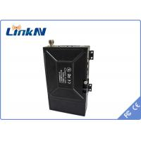 Buy cheap Battery Powered Manpack COFDM Video Transmitter 2W from wholesalers