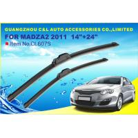 Durable Replacement Teflon Coating Silicone Wiper Blades For Mazda Manufactures