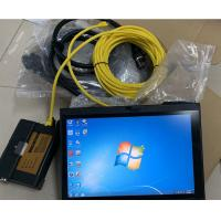 Quality FOR bmw diagnose tool icom a2 b c with hdd 500gb ista expert mode laptop x200t for sale