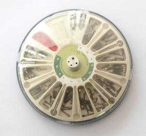 Cheap Purely titainum Dental Screw Post anthogyr implant 120pcs / kit for sale