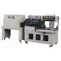 L Type Heat Shrink Wrap Equipment Fully Automatic Shrink Tunnel Packaging Machine Manufactures