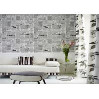 Cheap Mediterranean European Style Wallpaper  Contemporary And Contracted TV Wall Wallpaper For Children Room for sale