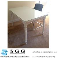 China dining tables used awesome white furniture glass top on sale