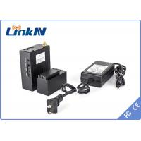 Buy cheap Battery Powered Mini COFDM Transmitter HDMI CVBS from wholesalers