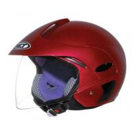 Motorcycle Helmet  Half Face Helmet  Open Face  DOT Approal