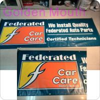 China Custom Vinyl Banners for Indoor & Outdoor Advertising on sale