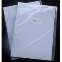 China White Printing PVC Cards on sale