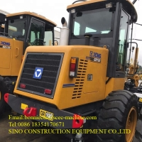 Buy cheap 75KW Construction Motor Grader 4BT3.9 Hydraulic Pressure 16mpa from wholesalers