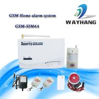 GSM Wireless Home Alarm Security Burglar System PIR Auto Dialing SMS Call Manufactures