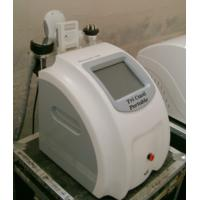 Cavitation+ RF Vacuum liposuction with 5 treatment head for body slimming Manufactures