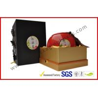 Handmade Special Paper Porcelain Gift Packaging Boxes , 3D Butterfly Rigid Board Gift Box with Lock Manufactures