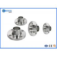 Buy cheap Hastelloy C276 Weld Neck Nickel Alloy Pipe Flanges Forged ASME B16.5 from wholesalers