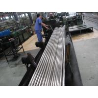 Cold Drawn Welded Precision Carbon Steel Tubes Round Shape For Boiler Manufactures