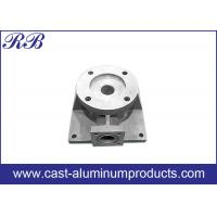 Aluminum Alloy Sand Cast Aluminum Products Mechanism Customize Specification Manufactures