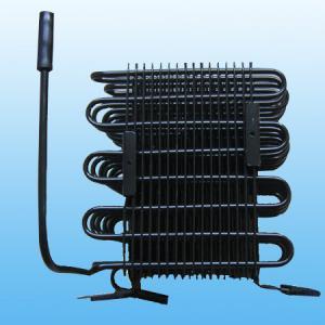 Electrophoresis Refrigeration Condenser Wire Pipe Condenser 4.76 * 0.6mm Manufactures