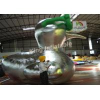 China Customized Big Inflatable Duck Character Cartoon / Animal For Advertising on sale