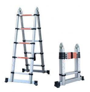 Portable 3.8m Multi Purpose Platform Ladder Manufactures