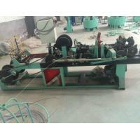 Max Wire Diameter Wire Netting Machine Low Noise Chain Link Fence Making Machine  Manufactures