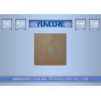 Touchable In Wall Wireless Access Point , Wall Mount AP For House Decoration Manufactures