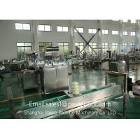 Cigarette Oil Filling Machine with PLC Controlled , High Viscosity Liquid Filling Equipment Manufactures