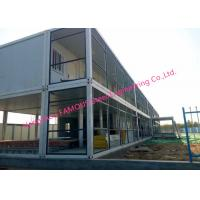 Economic Light Weight Prefabricated Steel Structure Pre-Engineered Building Prefab House Manufactures