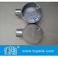 One Way Terminal Electrical Emt Fittings Conduit Circular Junction Box Manufactures
