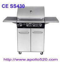 4Burner Outdoor BBQ Barbecue Stainless Manufactures