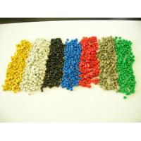 Recycled Plastic Pelletizing Line Double Screw Extruder Wear Resistance Manufactures