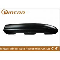 CRV / SUV Car Roof Luggage Carrier Boxes UV-resistant With ABS Plastic Board Manufactures