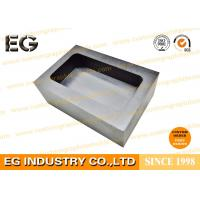 High Pure Graphite Gauge Mold , Continuous Horizontal Casting Custom Graphite Molds Manufactures