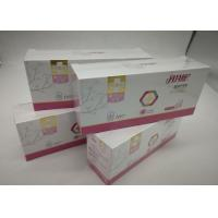 Menstrual Period Use Anion Sanitary Napkin , Disposable Lady Anion Pads Manufactures