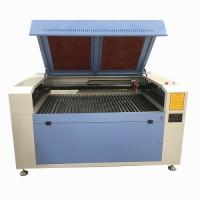 Buy cheap High quality co2 laser engraving machine plywood acrylic fabric number plates from wholesalers