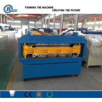 High Productivity Double Layer Roll Forming Machine Manufactures
