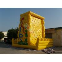 Climbing Wall Inflatable Sports Games Manufactures