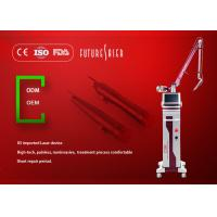 10600nm Wavelength Fractional Co2 Laser Equipment Multi Scanning Modes For Skin Whitening Manufactures