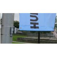 banner Brackets for Round Poles advertising Manufactures