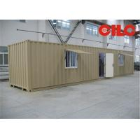 Flexible Modified Shipping Containers Prefabricated Shipping Container House