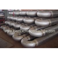 Cheap A213 T91 Alloy Steel Tubes , HF Hairpin Spiral Welded Fin Tube For Economizers for sale