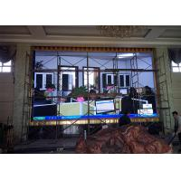 China P1.562 Module Design Indoor Advertising LED Display For Traffic Control Room on sale