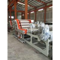 Cheap SY560-5L1650mm Five Roll Calender Production Line used in PVC Sheet for sale