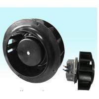 EC Backward Curved Centrifugal Fan Blower With Galvanised Sheet Steel Meterial Manufactures