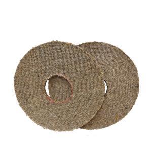 14 inches Oil Sisal Buff - Hexagonal-hole - buffing wheels - polishing wheels Manufactures